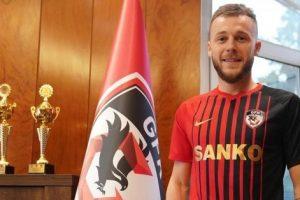 Gazişhir FK'dan bir transfer daha