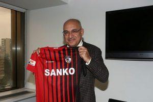 Gazişehir'den Beşiktaş açıklaması