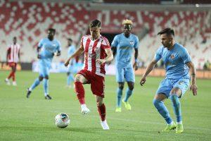 Gazişehir FK - Sivasspor
