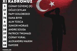 Başakşehir Gazişehir Gaziantep FK