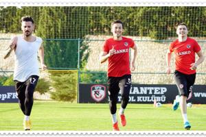 Gaziantep FK takımı