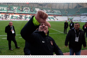 Gaziantep FK teknik direktörü Sumudica